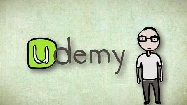 تعلم الآن أي شيء تريده بإستعمال موقع  Udemy