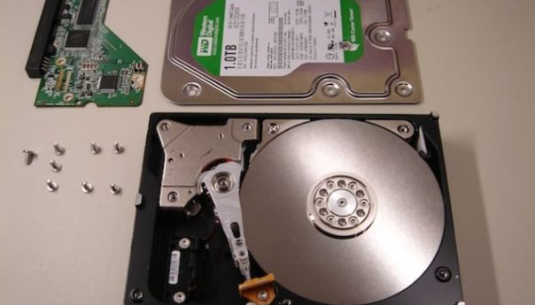 The best Burn Info files with a Removable Hard Drive