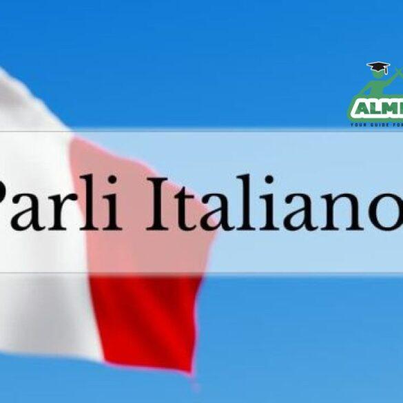 دليل شامل لتعلم اللغة الايطالية